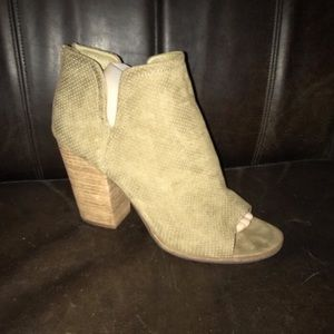 DV By Dolce Vita Peep Toe Booties